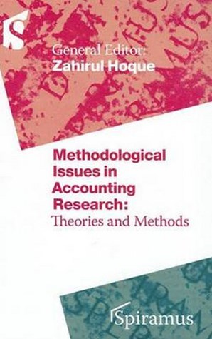 Methodological Issues in Accounting Research H/C