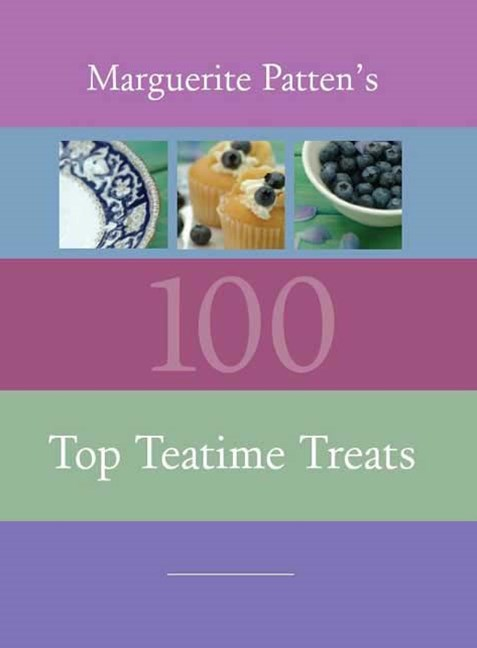 Marguerite Pattens 100 Top Teatime Treats