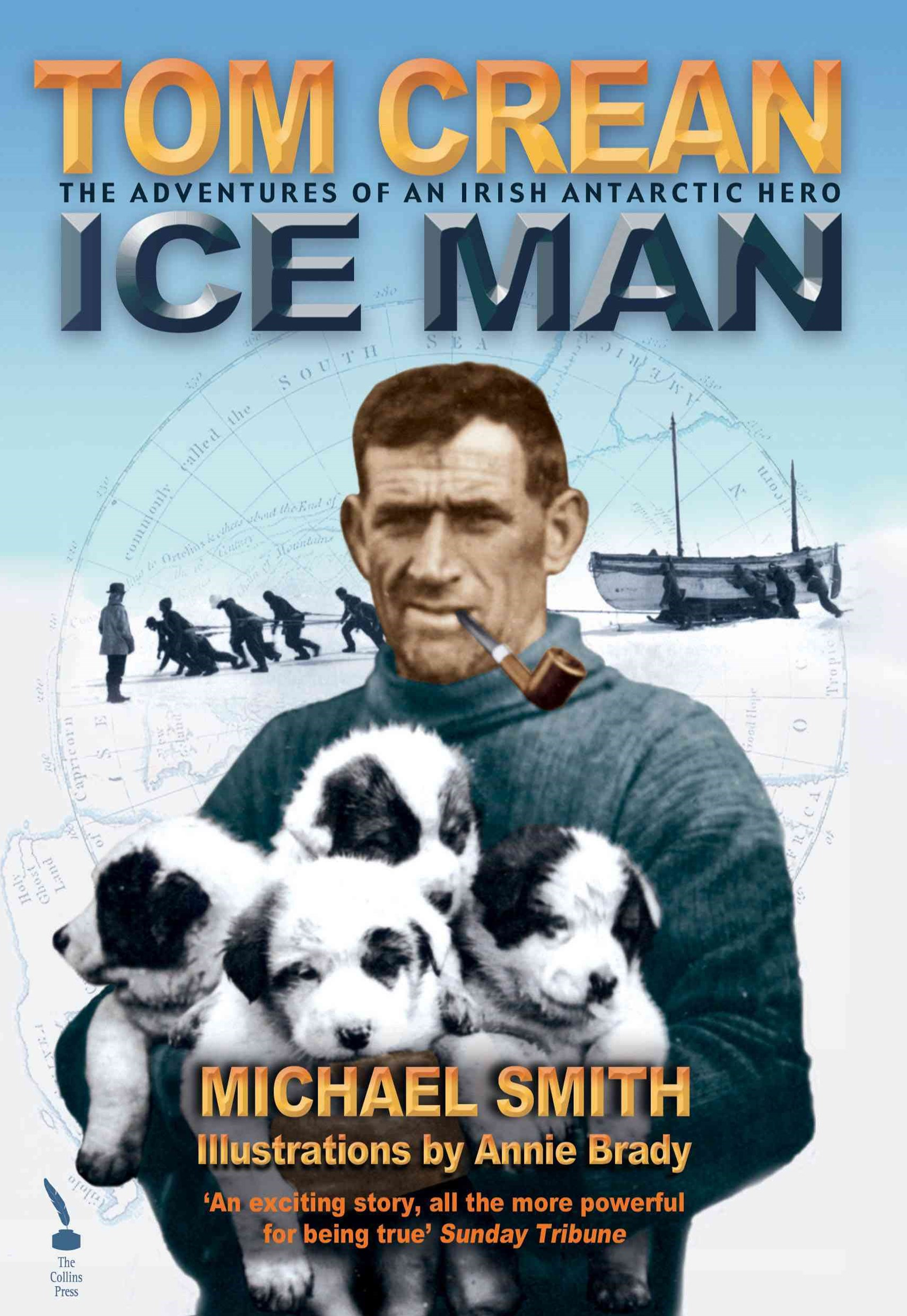 Tom Crean - Ice Man