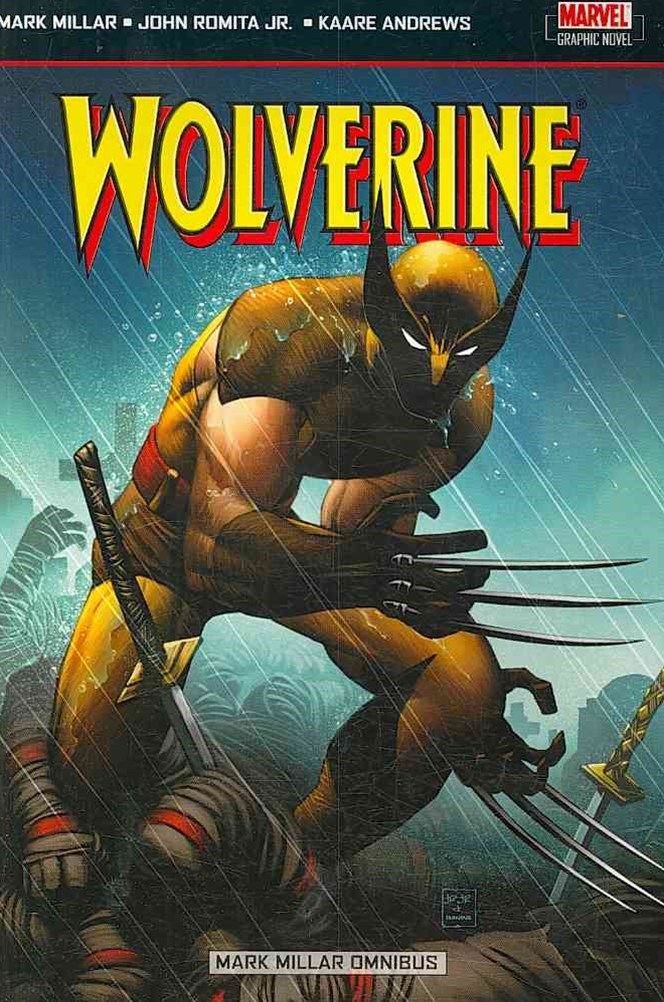 Enemy of the State: Wolverine