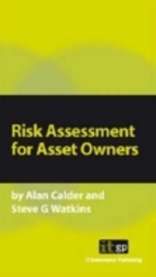 Risk Assessment for Asset Owners