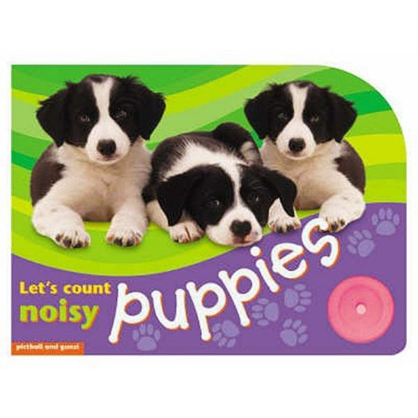 Let's Count Noisy Puppies