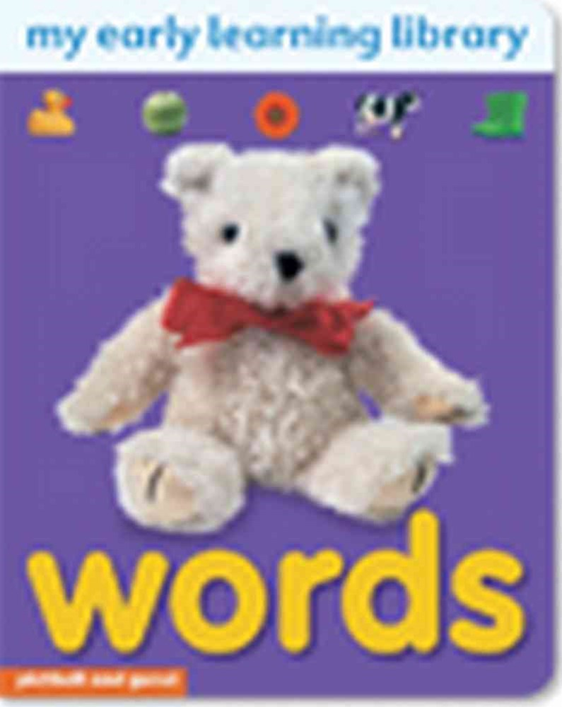My Early Learning Library Words