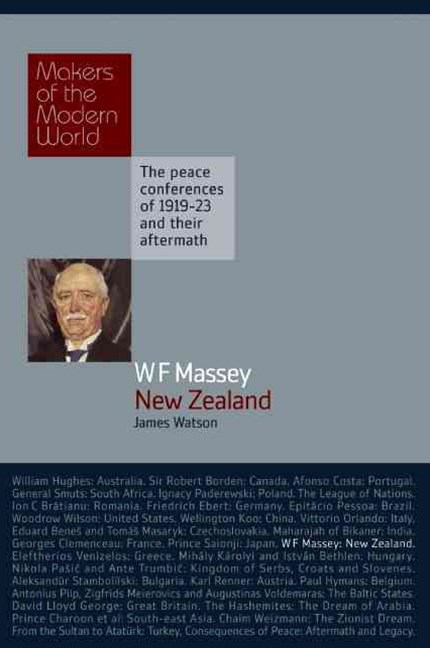 Wf Massey - New Zealand