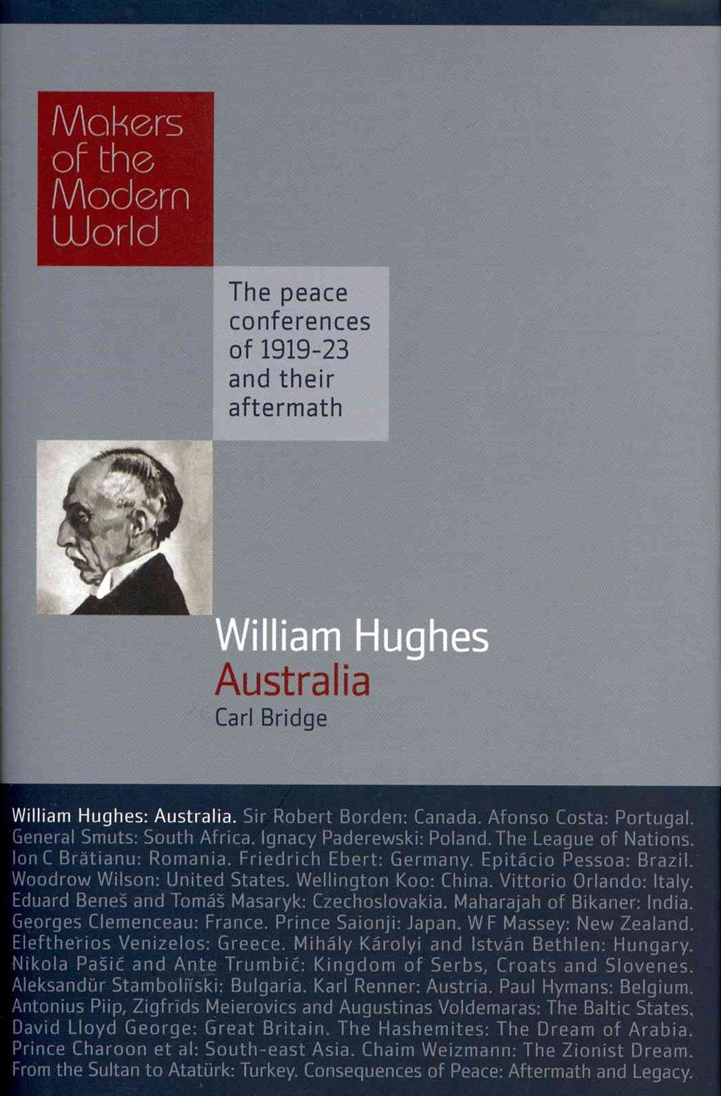 William Hughes: Australia