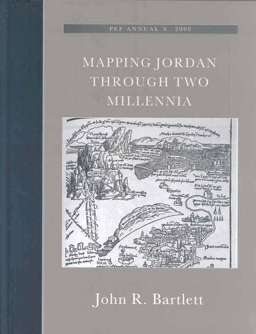 Mapping Jordan Through Two Millennia
