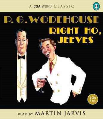 Right Ho Jeeves 4xCD