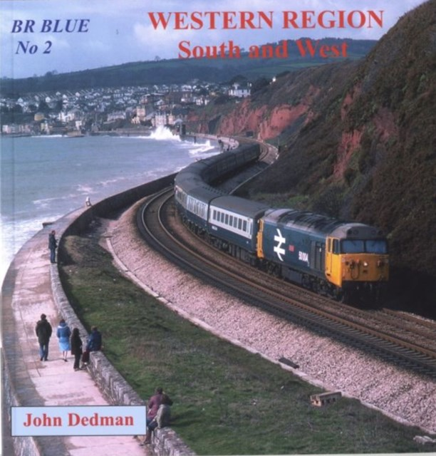 Br Blue - Western Region South and West