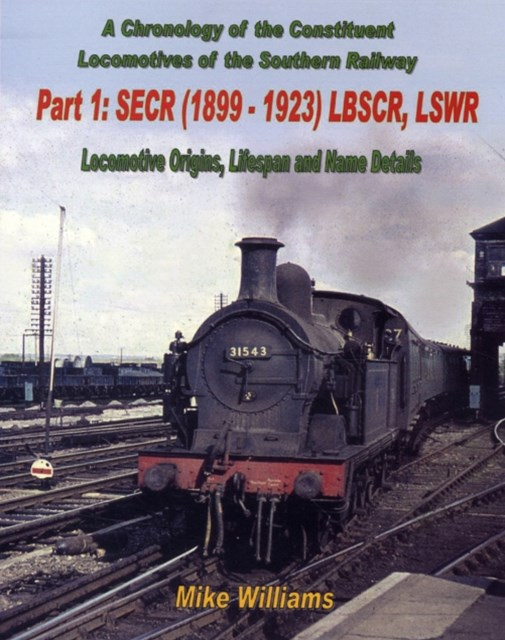 Locomotives of the Southern Railway