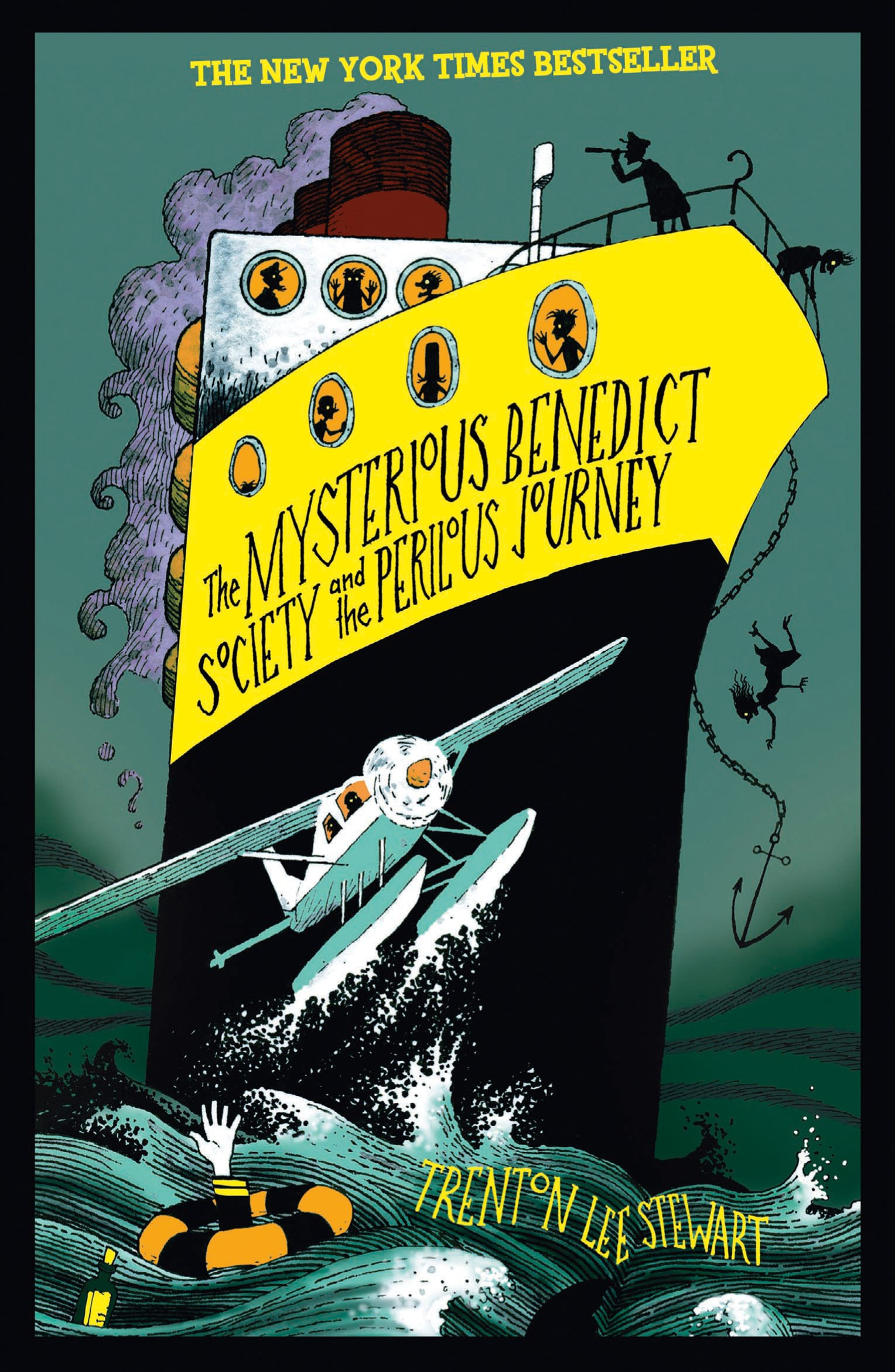 Mysterious Benedict Society #2: The Mysterious Benedict Society and The Perilous Journey