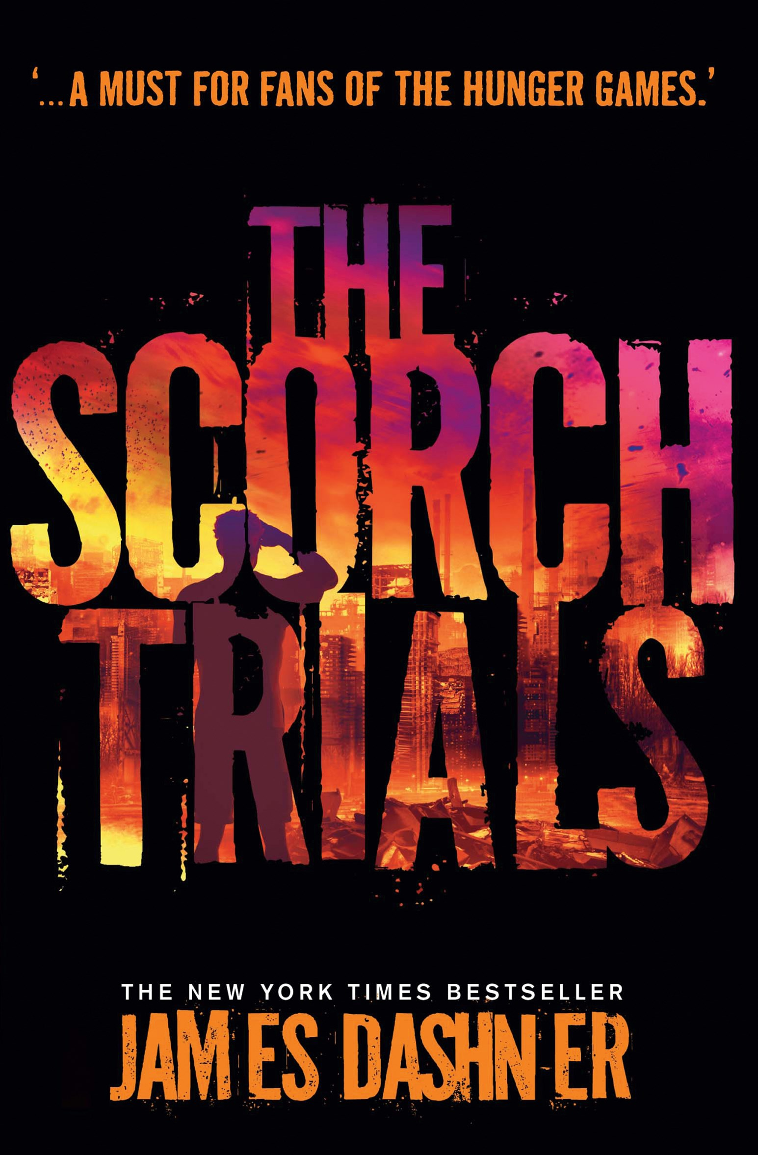 The Scorch Trials (The Maze Runner Book 2)
