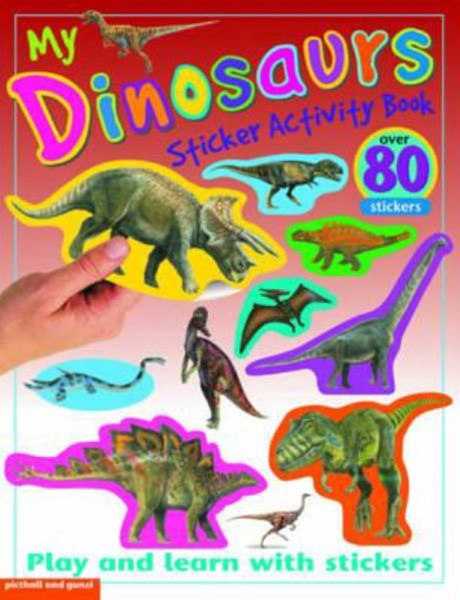 My Dinosaurs Sticker Activity
