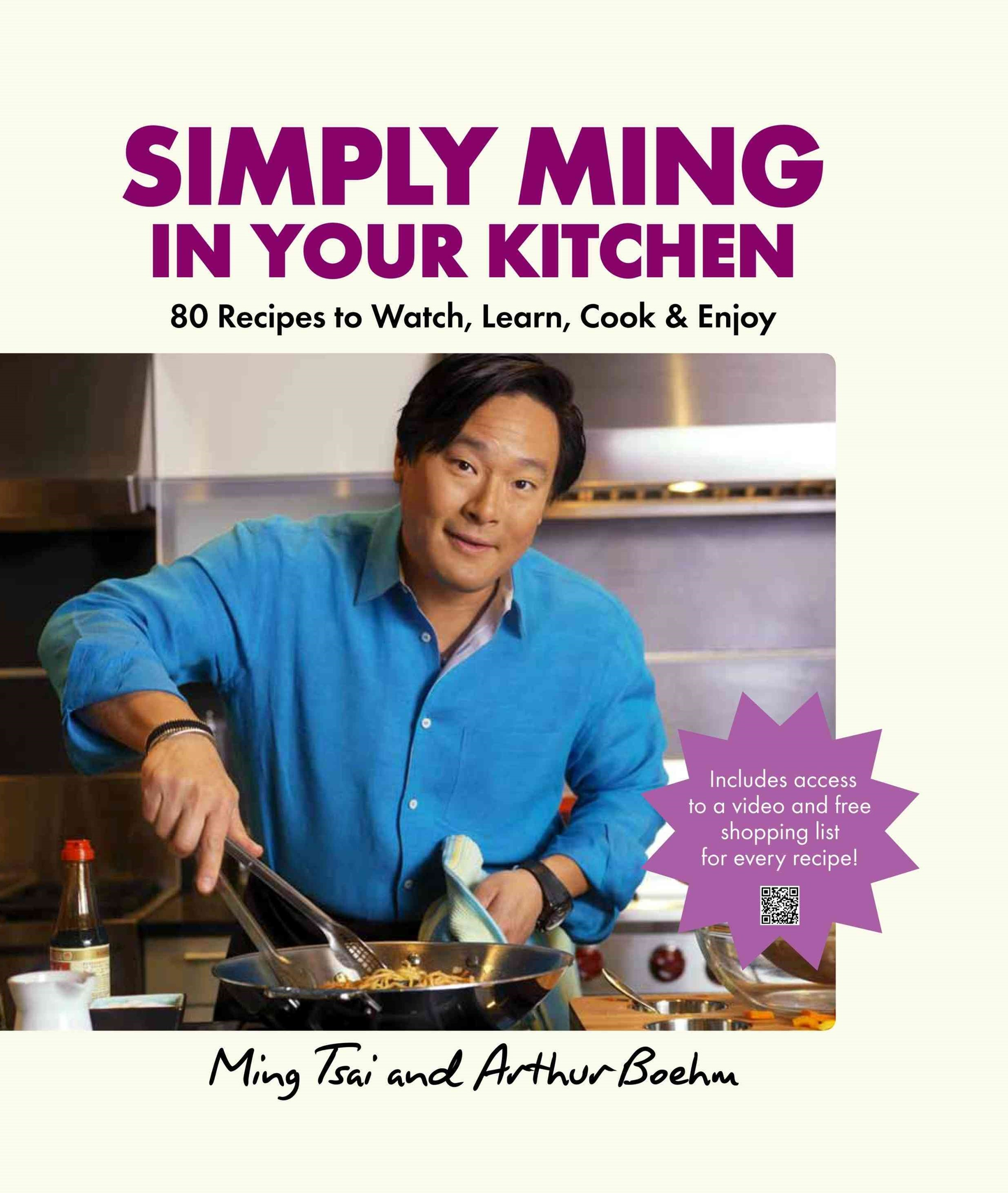 Simply Ming in Minutes