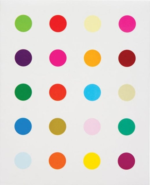 Complete Spot Paintings 1986-2011