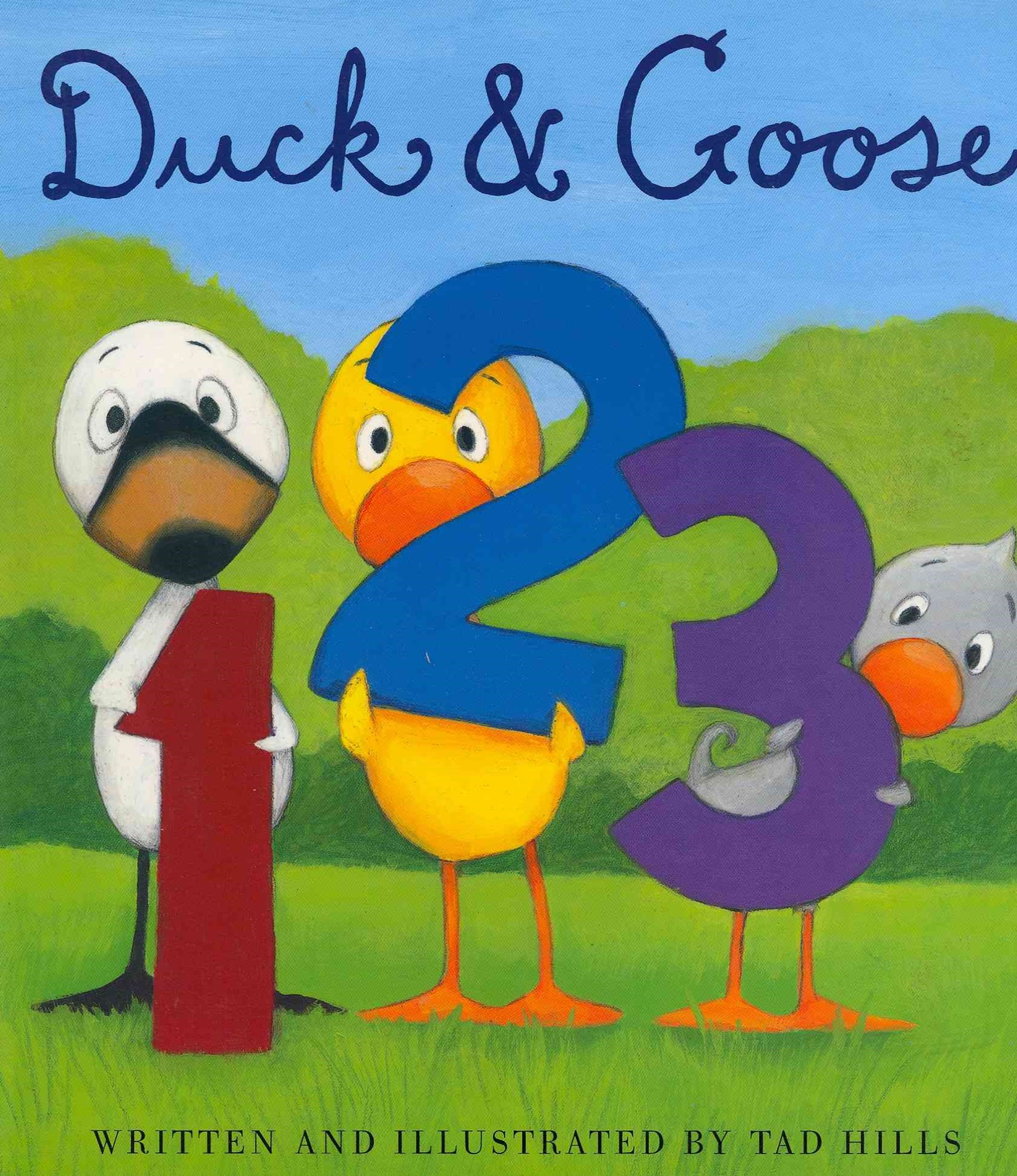 Duck and Goose 1,2,3