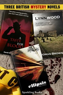 (ebook) Three British Mystery Novels - Crime Mystery & Thriller