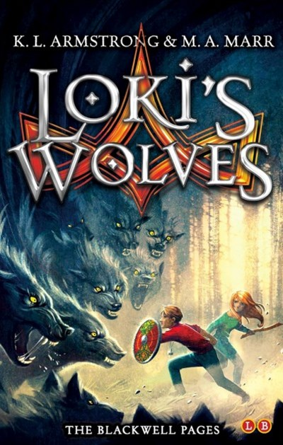 Blackwell Pages: Loki's Wolves