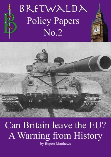 Can Britain leave the EU? A Warning from History