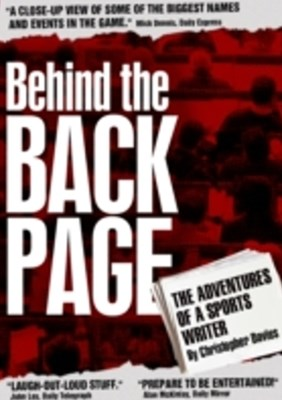 (ebook) Behind The Back Page