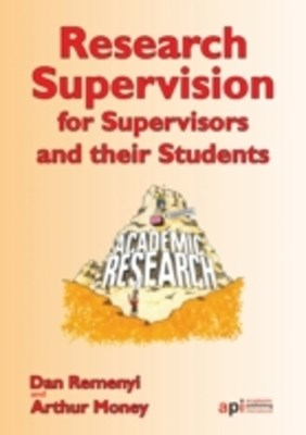Research Supervisors for Supervisors and their Students