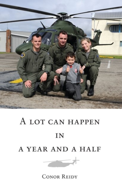 (ebook) A Lot Can Happen In A Year And A Half