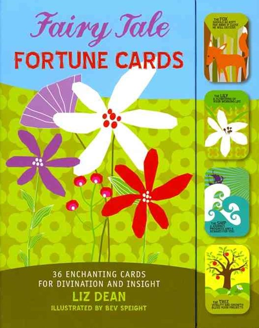 Fairy Tale Fortune Cards