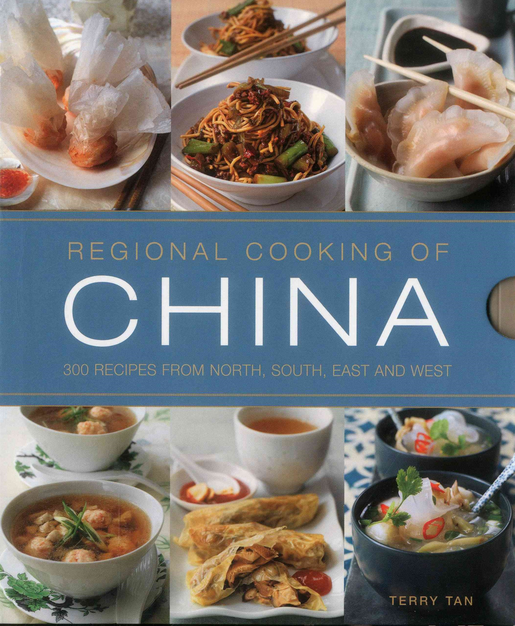 Regional Cooking of China