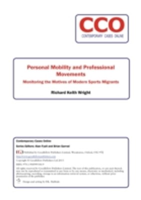 Personal Mobilities & Professional Movements in Sport