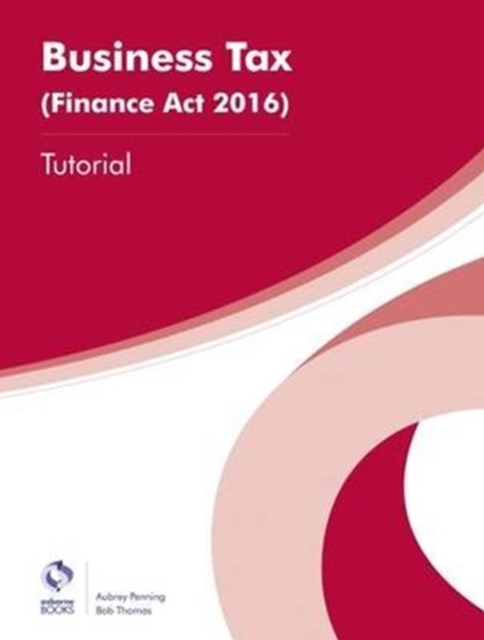 Business Tax (Finance Act 2016) Tutorial