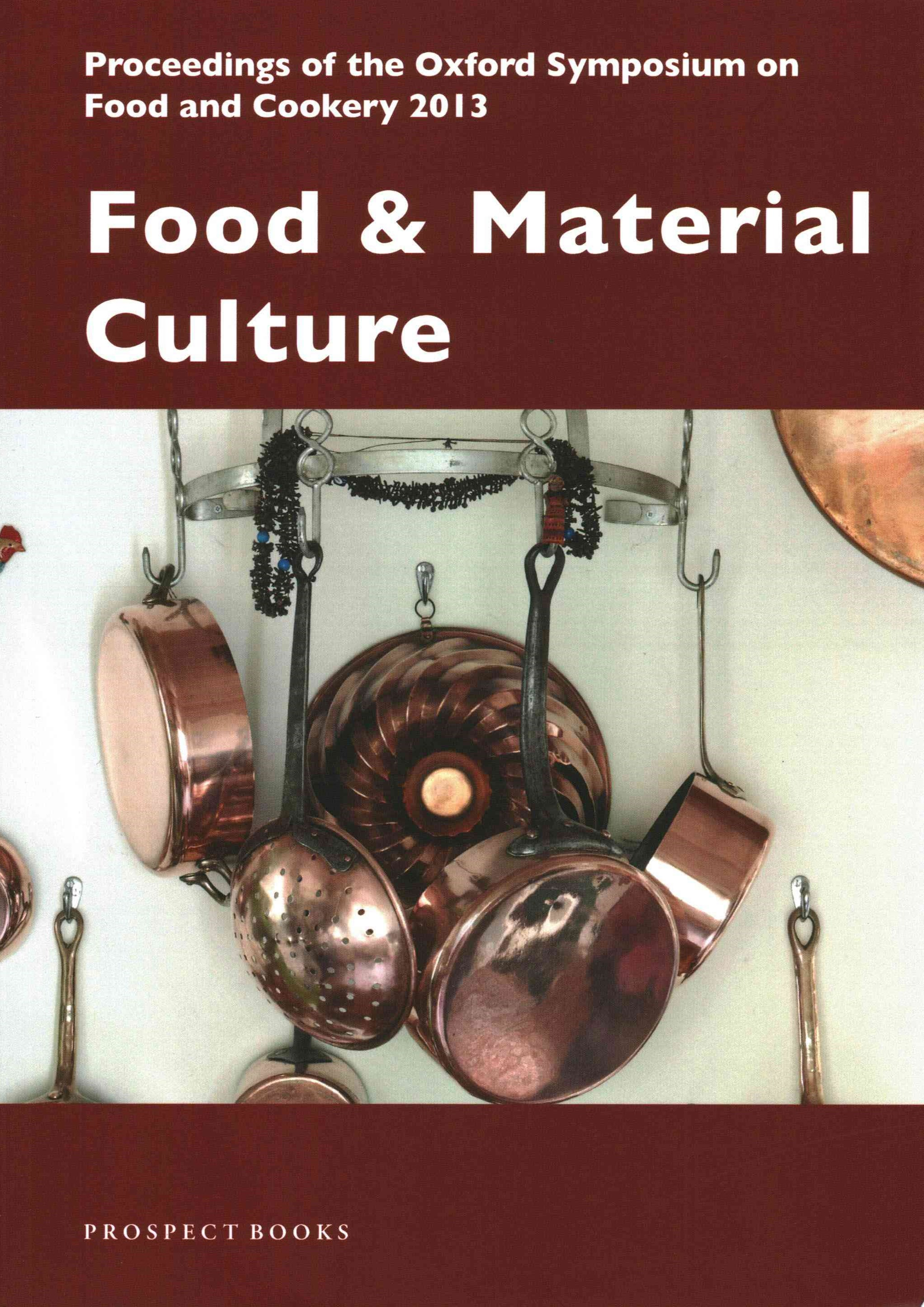 Food and Material Culture