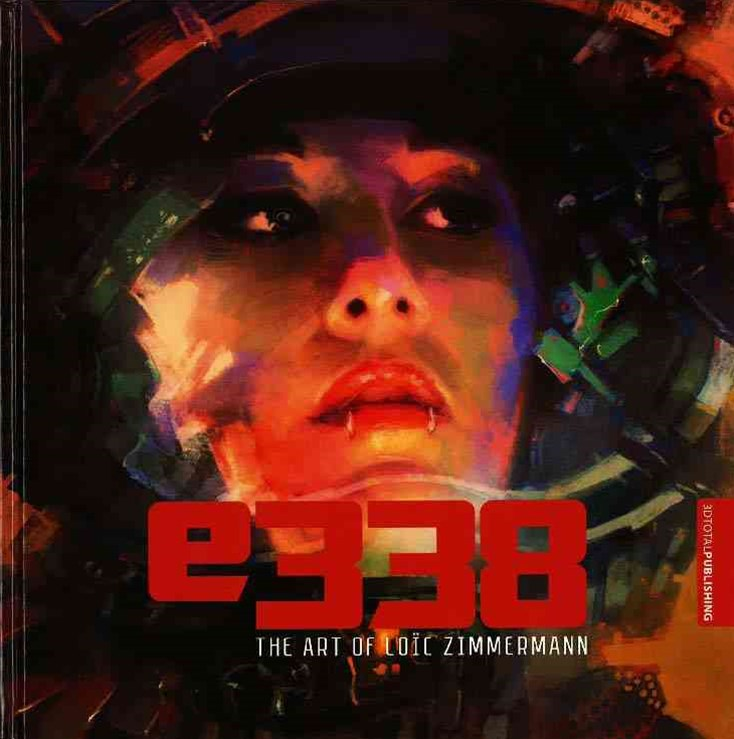 E338: the Art of Loic Zimmermann