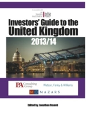 Investors' Guide to the United Kingdom 2013/14