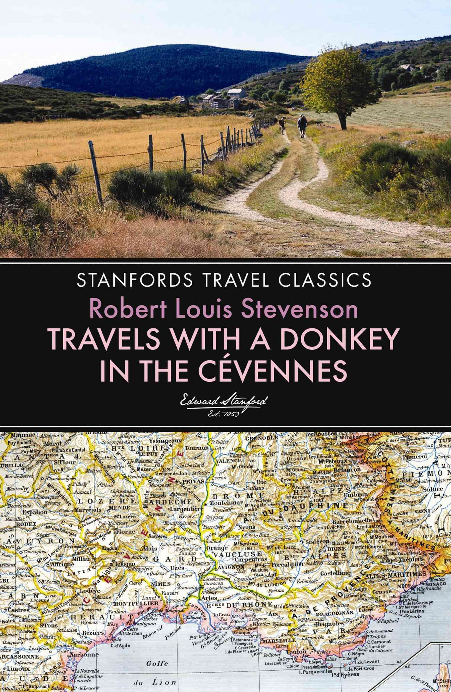 Travels with a Donkey in the C+¬vennes