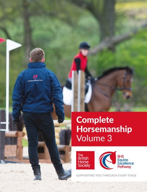 (ebook) BHS Complete Horsemanship Volume Three