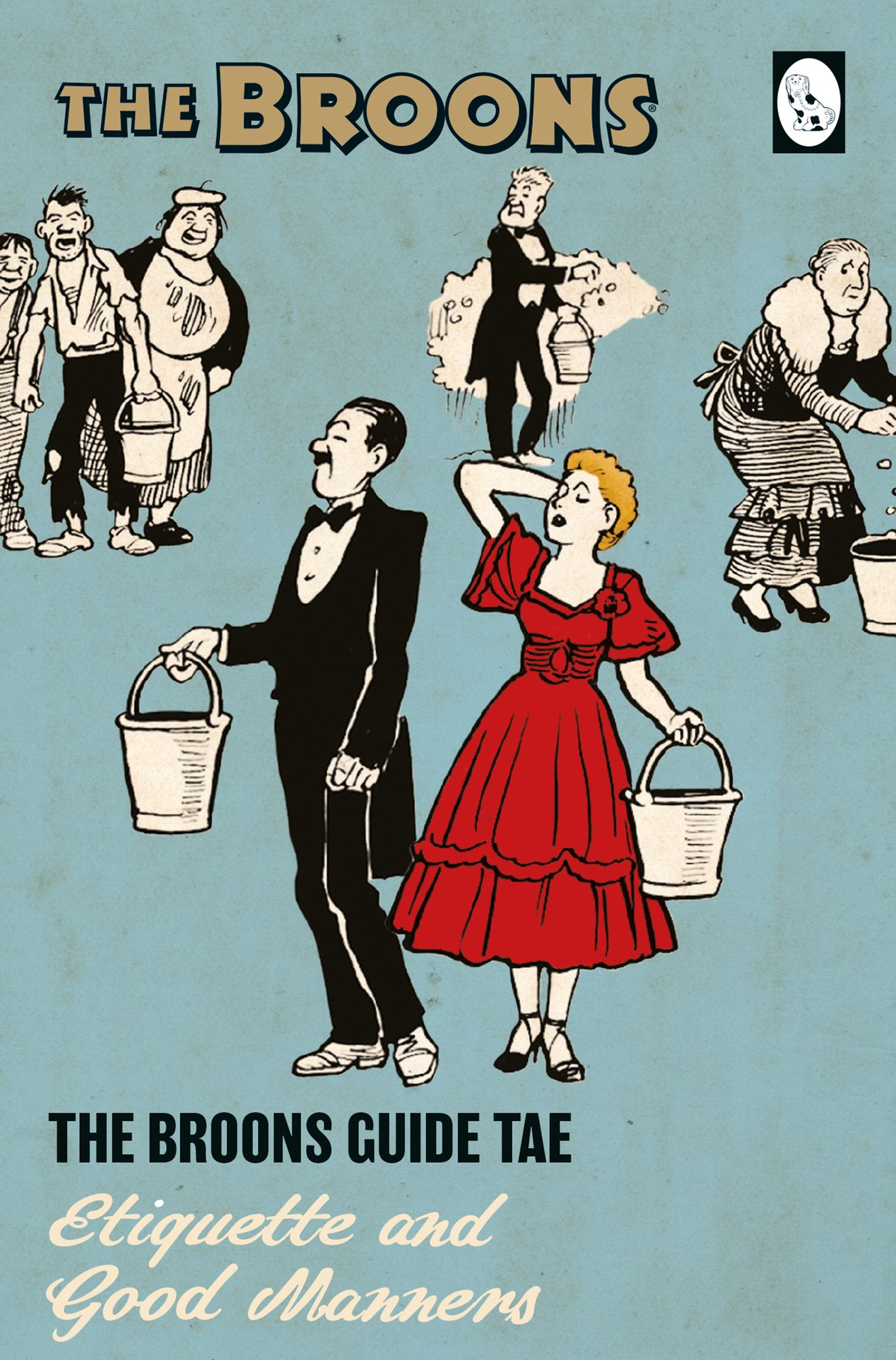 The Broons Guide Tae... Etiquette and Good Manners