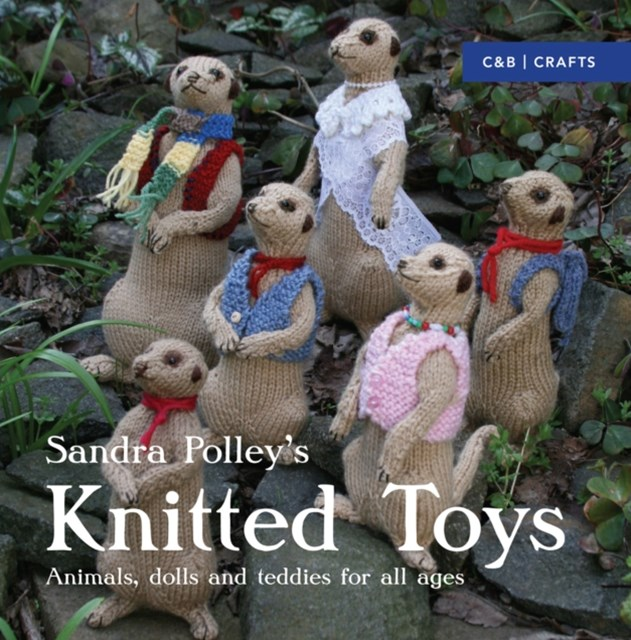 (ebook) Knitted Toys