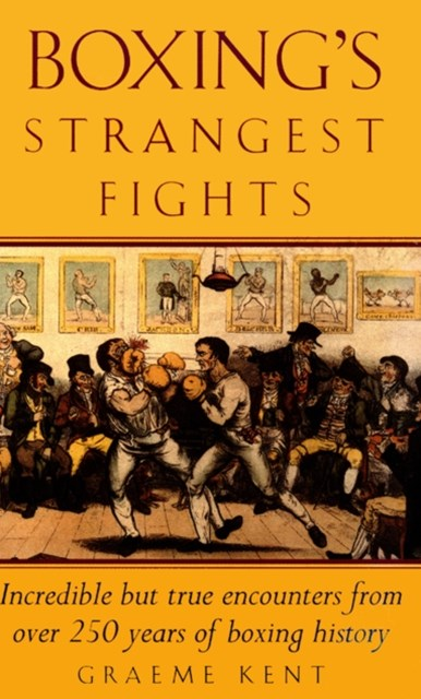 (ebook) Boxing's Strangest Fights