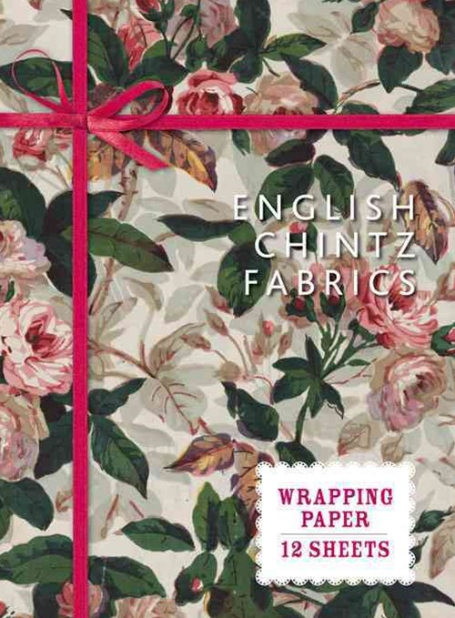 English Chintz Fabrics: From the Victoria and Albert Museum - Wrapping Paper
