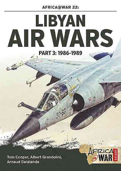 Libyan Air Wars, 1986-1989