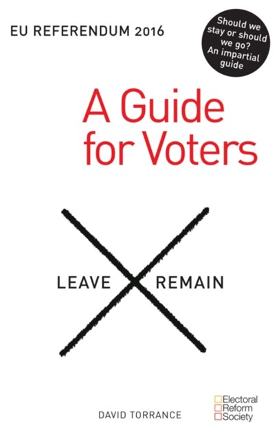 (ebook) EU Referendum 2016: A Guide for Voters
