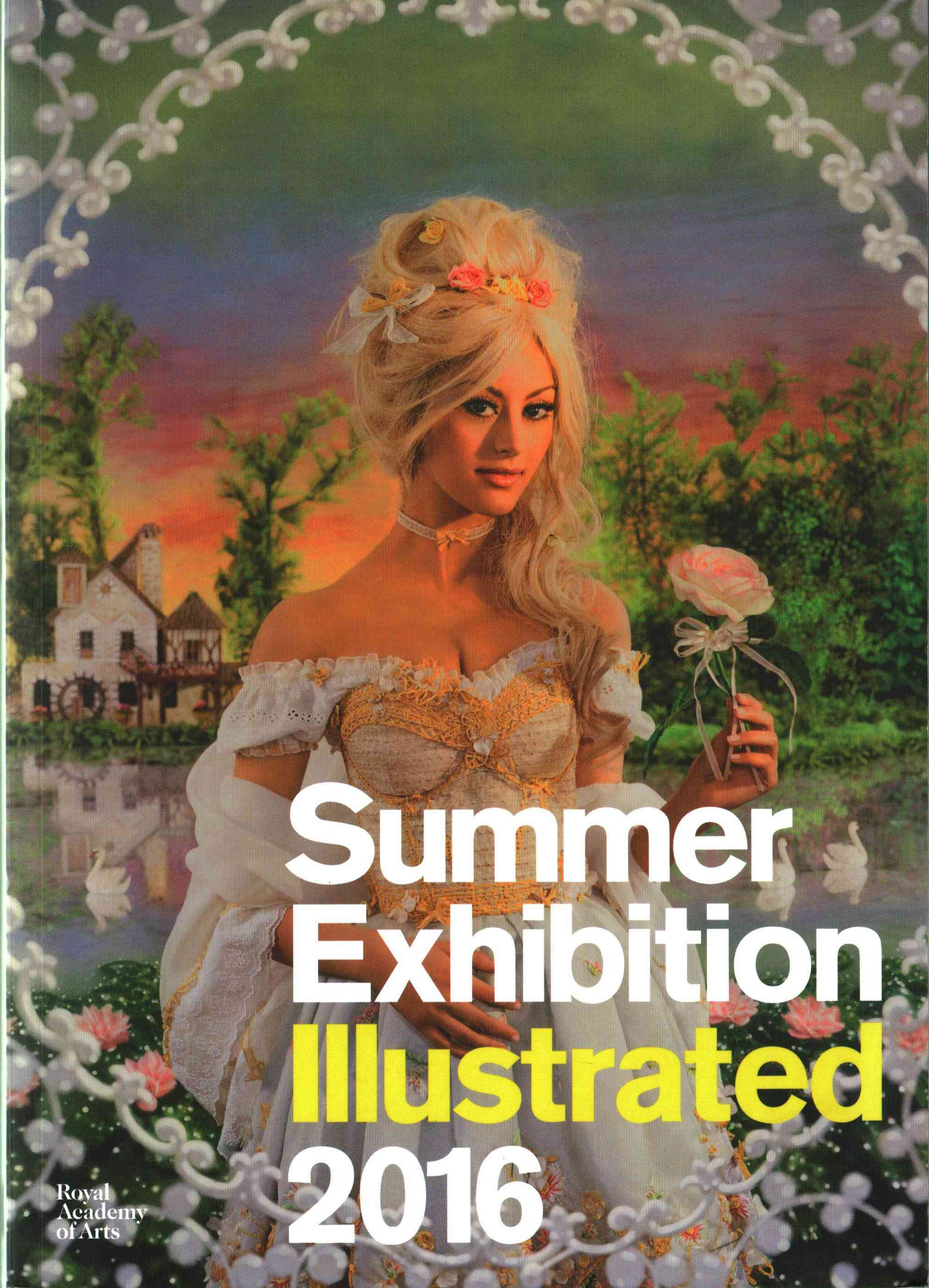 Summer Exhib. Illustrated 2016