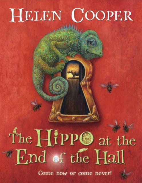 Hippo at the End of the Hall
