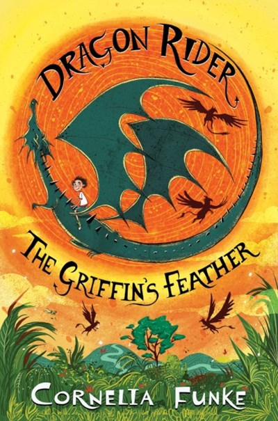 Dragon Rider #2: Griffin's Feather