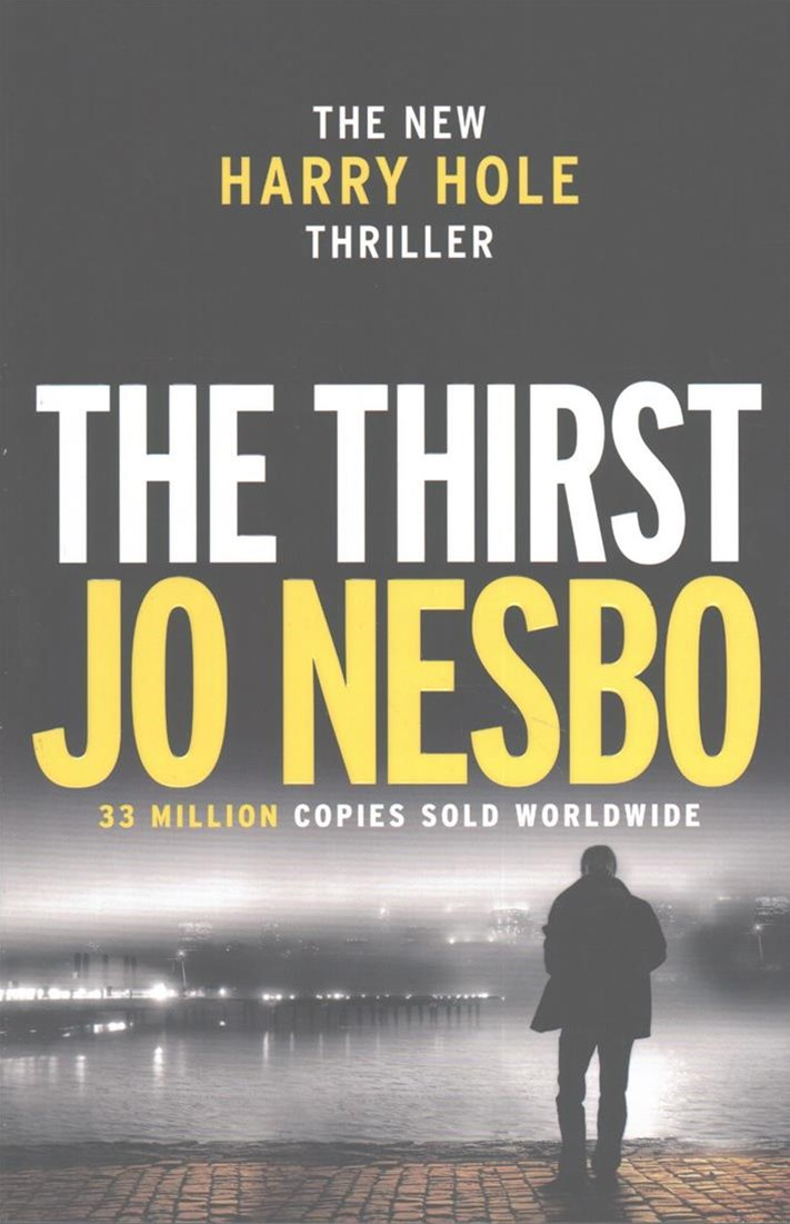 The Thirst (Harry Hole, Book 11)