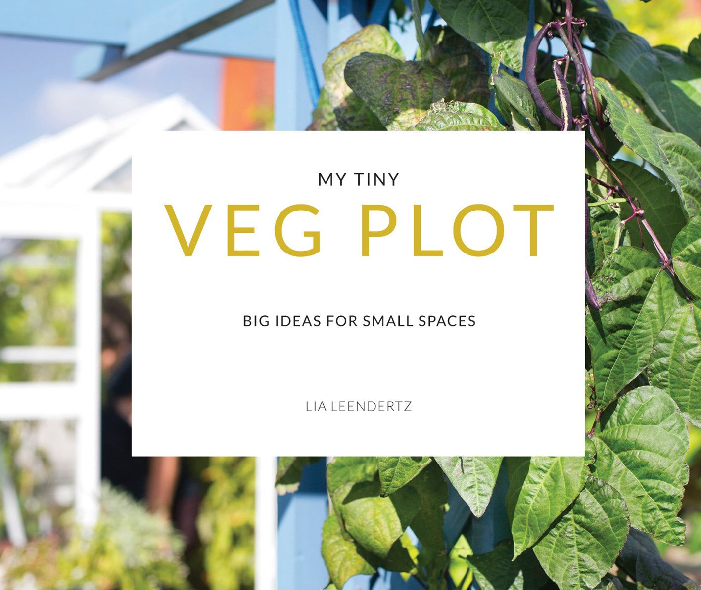 My Tiny Veg Plot: Big Ideas For Small Spaces