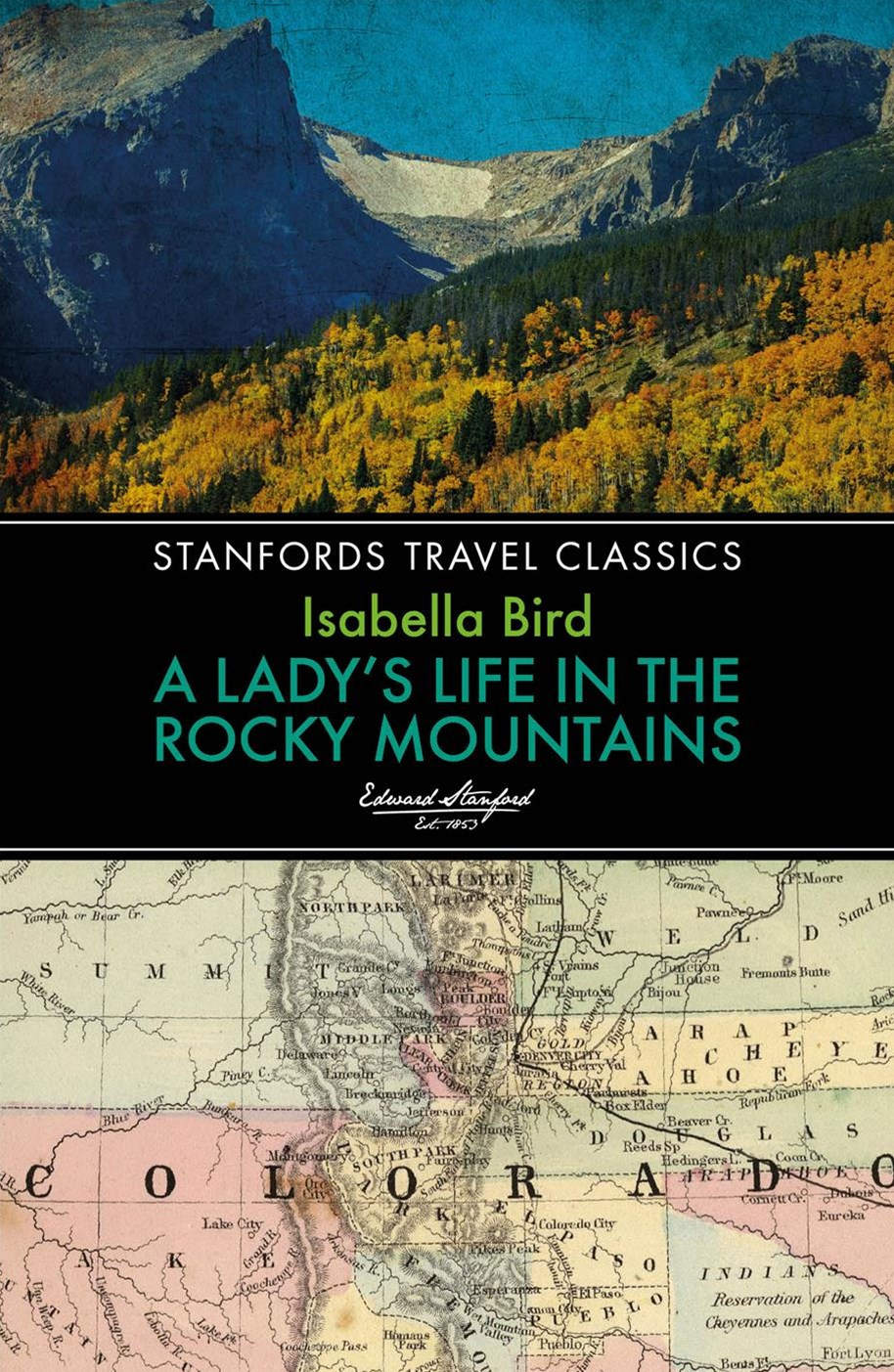 Lady's Life in the Rocky Mountains