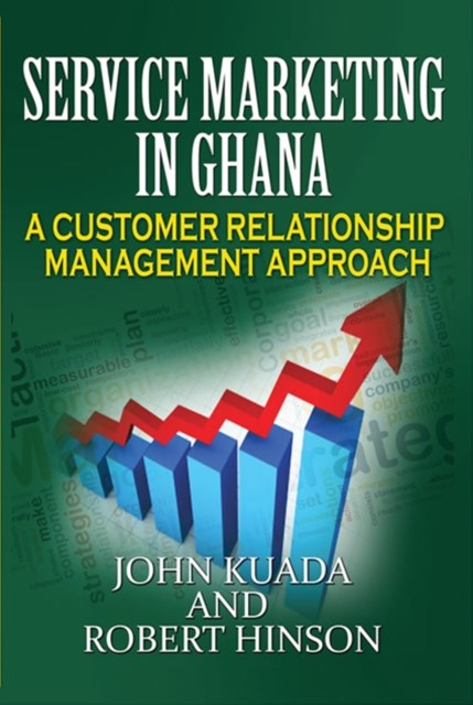 (ebook) Service Marketing in Ghana