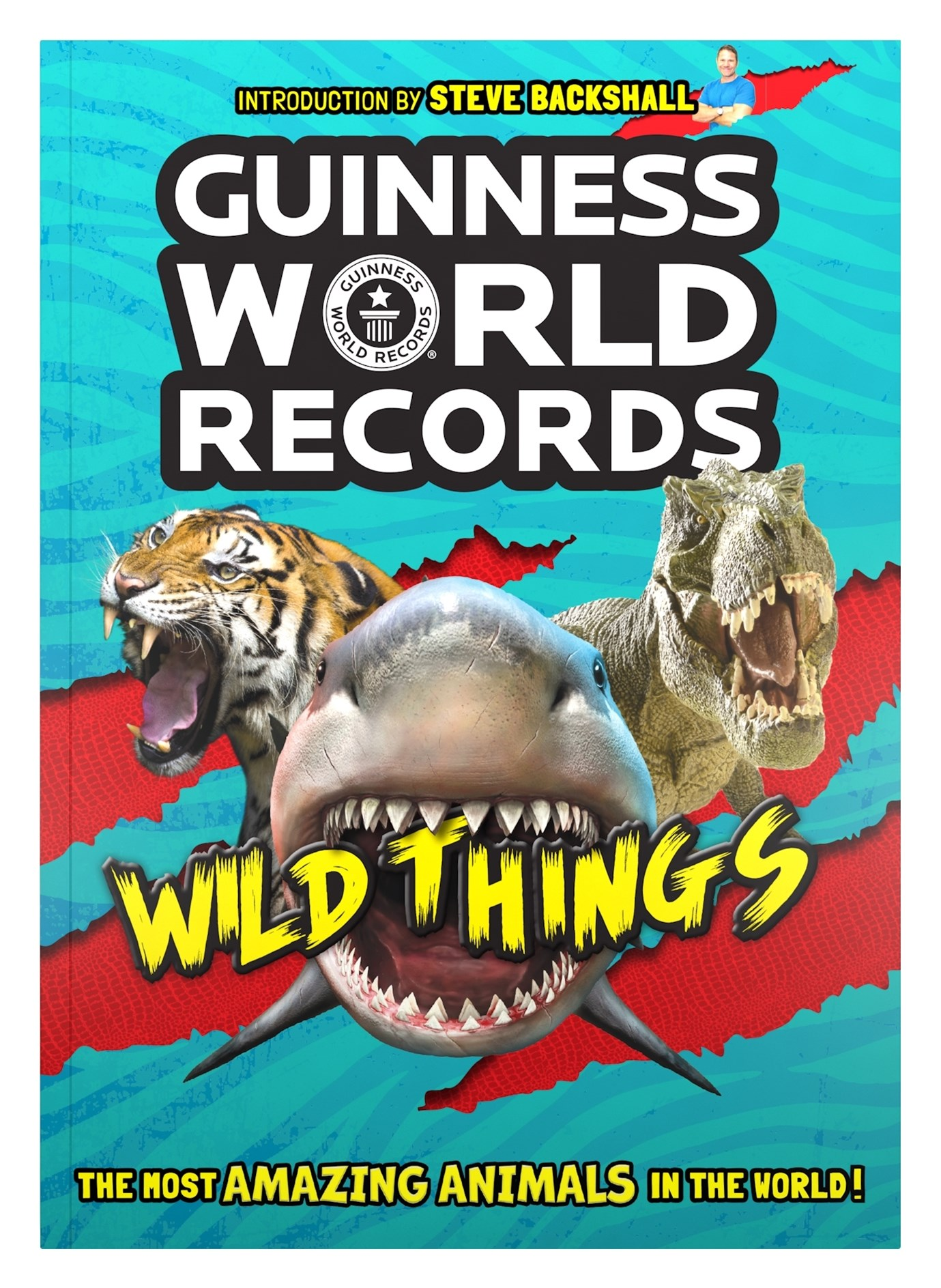 GWR 2019 Amazing Animals: Wild Things