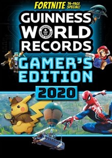 Guinness World Records 2020: Gamer's Edition by Guinness World Records (9781912286829) - PaperBack - Non-Fiction Art & Activity