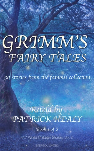 (ebook) Grimm's Fairy Tales